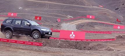 Mitsubishi presente en el Pacha Fest 2015