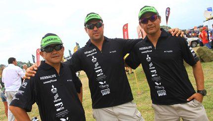 Dakar 2013 Equipo Alta Ruta 4x4 se encuentra en Cordoba