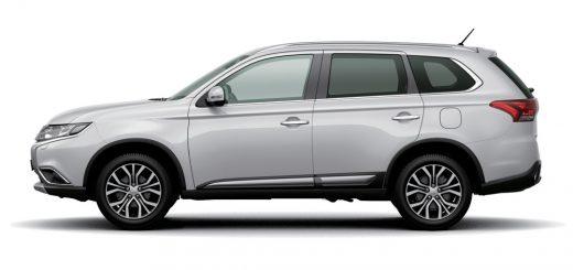 Outlander Hybrid Mitsubishi
