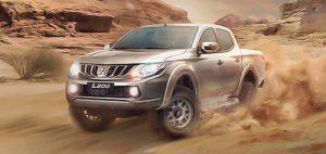 L200 DRK suv Mitsubishi Motors