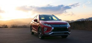 sistemas de seguridad del Eclipse Cross