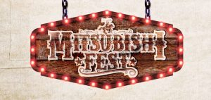 Mitsubishi Fest Logo