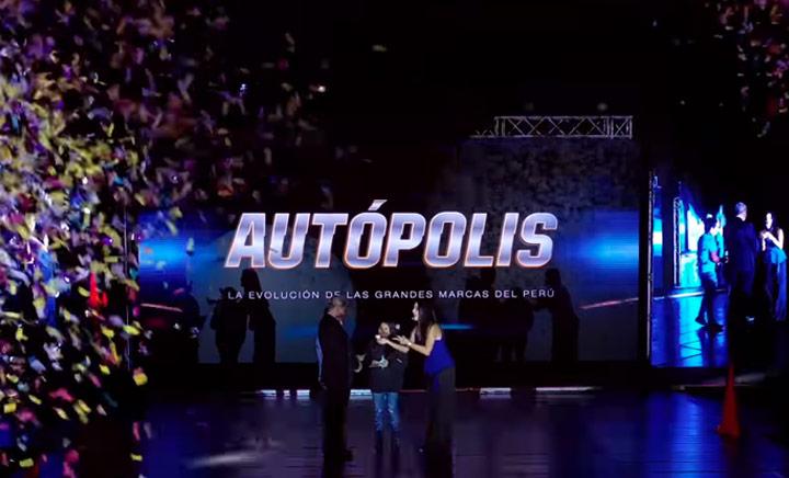 autopolis evento de automoviles premios