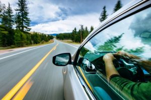 conducir carretera