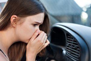 quitar olor auto
